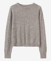 Toast Alpaca/Wool Sweater