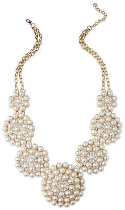 Statement Accessories Imitation Pearl Statement Necklace