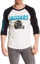 Junk Food Clothing Jacksonville Jaguars Raglan Tee