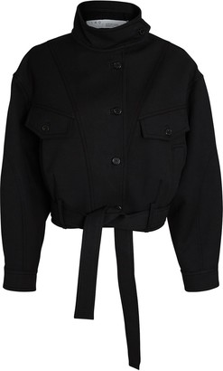 IRO Marot Cotton-Wool Jacket