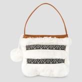 Genuine Kids Toddler Girls' Faux Fur Bag - White - Genuine Kids from OshKosh