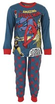 Spiderman Fabric Flavours Print Pyjamas