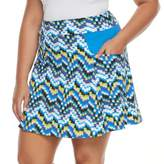 Soybu Plus Size Flirt Skater Skirt