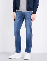 7 For All Mankind Slimmy skinny-fit mid-rise jeans