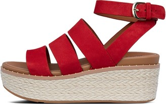 FitFlop Eloise Espadrille Wedge Sandals