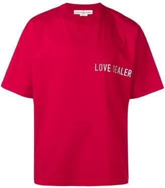 Golden Goose Love Dealer T-shirt