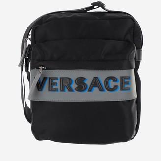 Versace Logo Olimpo Crossbody Bag