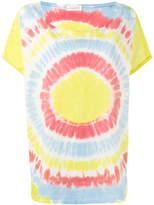 Faith Connexion dip dye print T-shirt