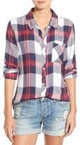 Rails Hunter Button Down Plaid Shirt