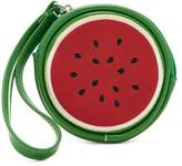 Forever 21 FOREVER 21+ Watermelon Zip Coin Purse