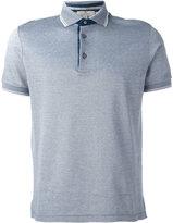 Canali classic polo shirt - men - Cotton - 54