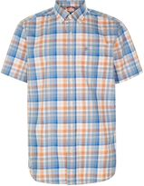 Victorinox Retreat Mouline S/s Check Shirt
