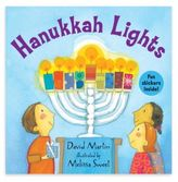 Penguin Random House Hanukkah Lights Book