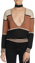 Free People Gold Dust Sweater