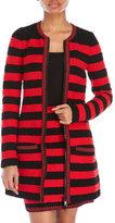 Sonia Rykiel Scoobi Tweed Coat