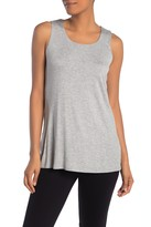 Kinross Double Layer Scoop Neck Tank