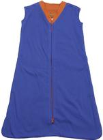 New Jammies Orange & Blue Organic Sleep Sack - Infant