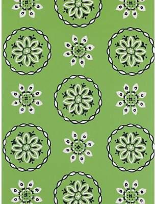 Nina Campbell Garance Wallpaper