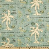 Tommy Bahama Indoor/Outdoor Island Song Fabric By The Yard by