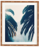 DENY Designs California by Chelsea Victoria (Framed)