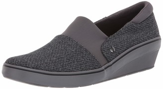 Grasshoppers Women's Indie Stretch Diamond Jersey Slip-On