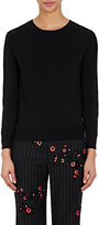 Marc Jacobs WOMEN'S JEWEL-BUTTON SWEATER