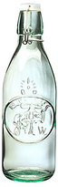 Southern Living New Nostalgia Collection Water Tap Glass Bottle