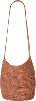 Helen Kaminski Small Rafia Sac Bucket Bag