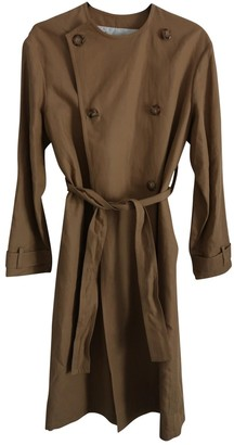 Acne Studios Camel Trench Coat for Women