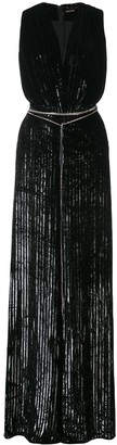 Adam Lippes Pleated Flared Jumpsuit