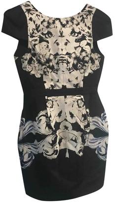 Tibi Black Silk Dresses