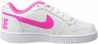 Nike Unisex Kids' Court Borough Low (GS) Basketball Shoes