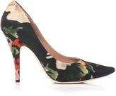 Acne Studios Nova floral-print pumps