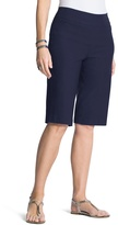 Chico's Brigitte Shorts in Deep Navy -11 Inch Inseam