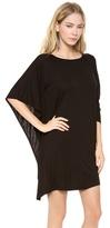 Zero Maria Cornejo Contra Mini Dress