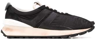 Lanvin Bumper statement tread sneakers