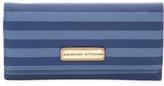 Signature Flap Front Wallet