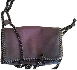 Stella McCartney Stella Mc Cartney Falabella Grey Cloth Clutch bags