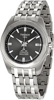 Tissot Men's TIST0084104406100 PRC 100 Anthracite Dial Watch