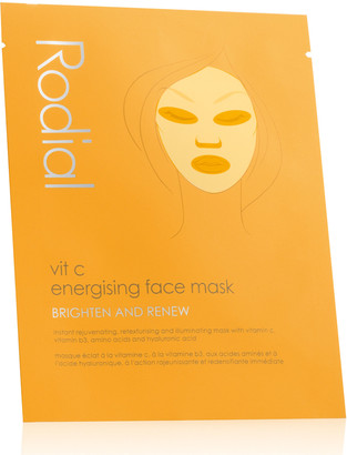 Rodial Vit C Energising Sheet Mask 1 X 20Ml