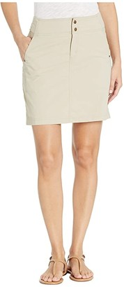 Royal Robbins Jammer Skirt (Light Khaki 2) Women's Skirt