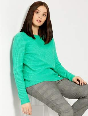 M&Co Ribbed jumper