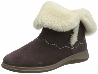 Hotter Women's Cosy Hi-Top Slippers