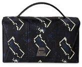 Akris Anouk City Python Shoulder Bag