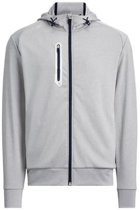 RLX Ralph Lauren Tech Jersey Full-Zip Hoodie