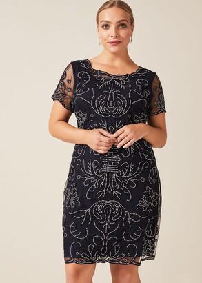 Phase Eight Natalia Embroidered Dress