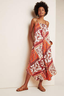 Bishop + Young Clementine Wide-Leg Jumpsuit By in Red Size XS