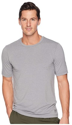Travis Mathew TravisMathew Butterfield T-Shirt (Heather Griffin) Men's T Shirt