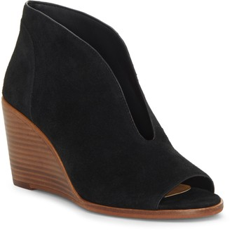1 STATE 1.STATE Eren Peep Toe Wedge Pump