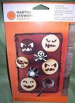 Martha Stewart Hallowen Cookie And Cupcake Stencils
